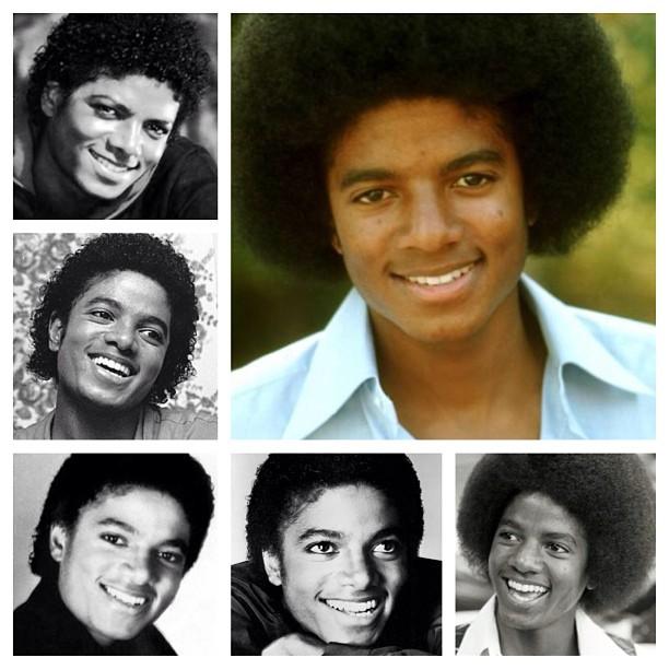 Smile. #mjforever #afrodaze #70sinto80s #lovehissmiles