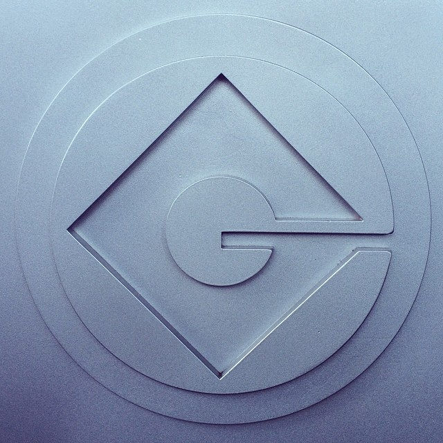 Becoming a minion. #gru #g  (at Despicable Me Minion Mayhem at Universal Studios Hollywood)