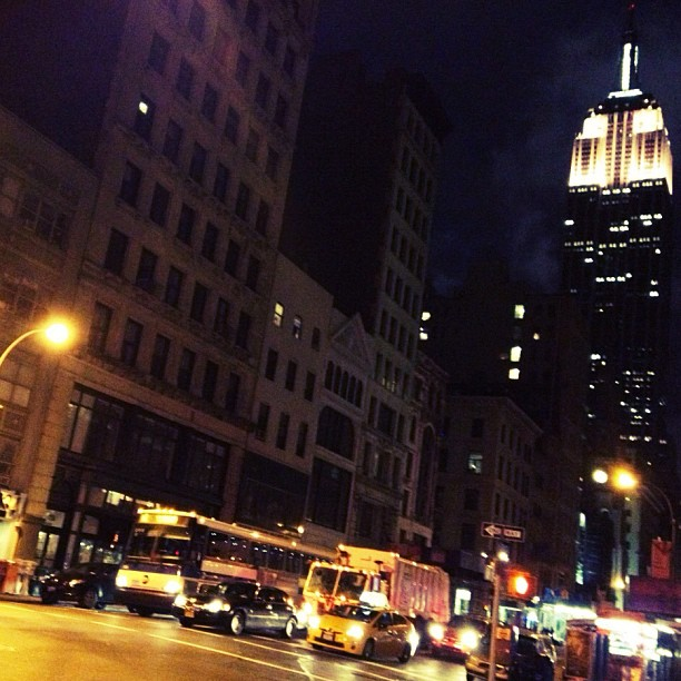 Empire. (Taken with  instagram )