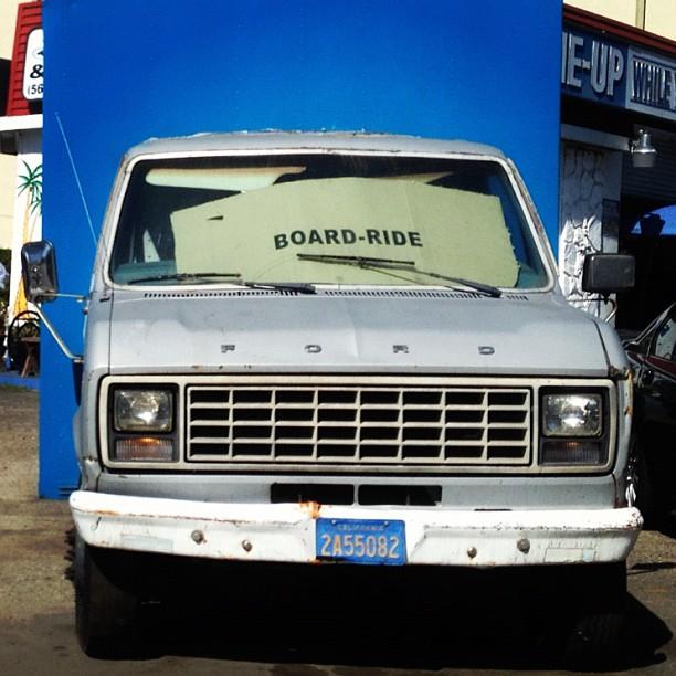 Long Beach board no. 2.
