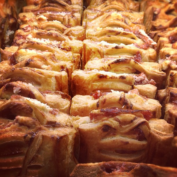 Guava cheese struedel.  (at Porto's Bakery & Cafe)