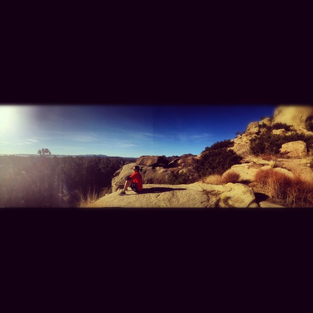 Finally, my first successful pano. @melmallen  (at Stoney Point)