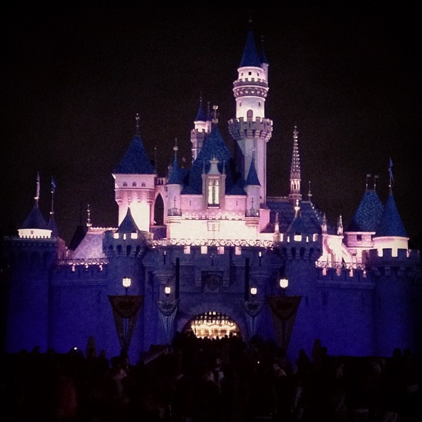 Leap Year 2012. (Taken with  Instagram  at Sleeping Beauty's Castle)