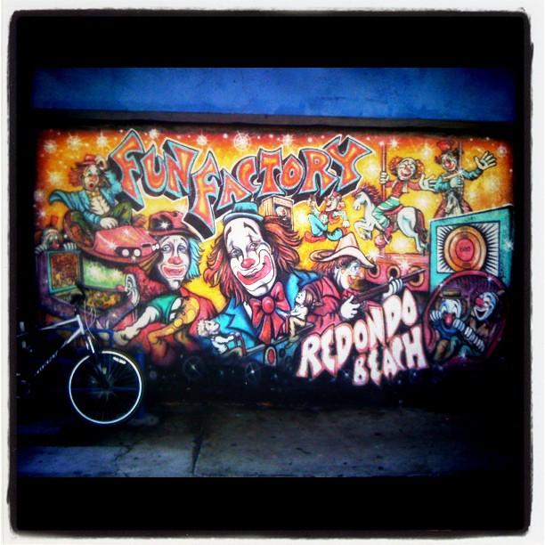 Redondo. (Taken with  Instagram  at Redondo Beach, CA)