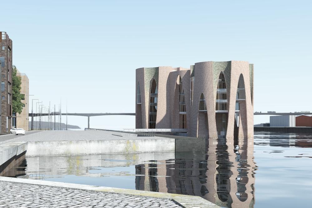 Kirk Kapital Headquarters, Vejle, Denmark  / Lungaard & Tranberg Arkitekter + Studio Olafur Eliasson