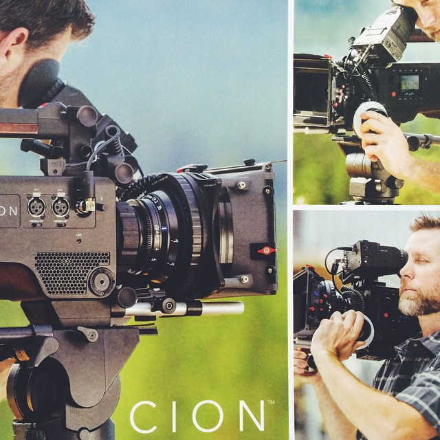 @ajavideo latest ad in ICG features our BNC on their #CION Thanks guys!