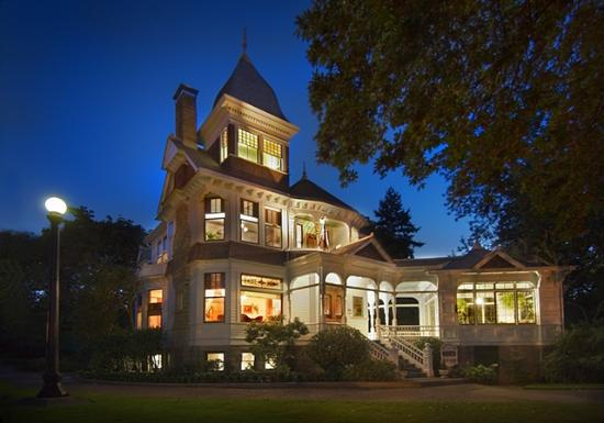 Project: Historic Deepwood Estate | Salem, Orrgon