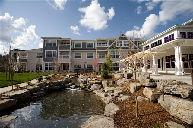 Project: Stafford Assisted Living Facility | West Linn, Oregon