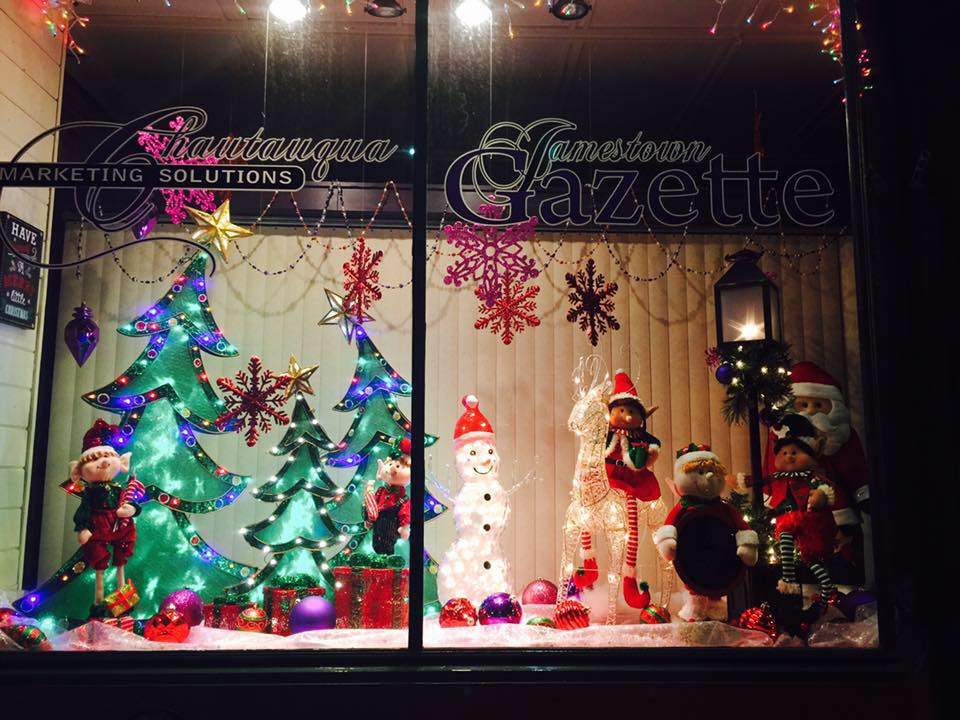 Downtown Storefront Holiday Decorating Contest 2016 - Downtown Storefront Holiday Decorating Contest 2016 €� Jamestown NY