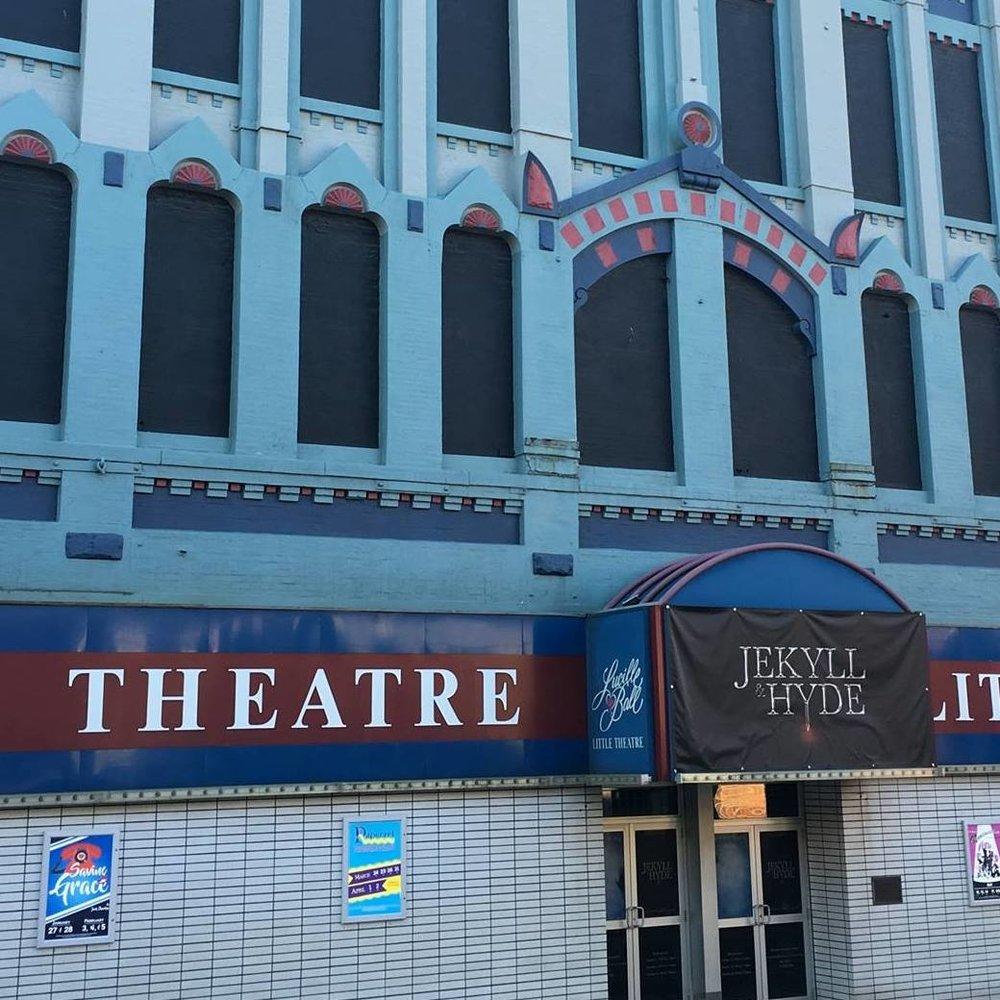 Lucille Ball Little Theatre - 18 E. Second Street, 716-483-1095