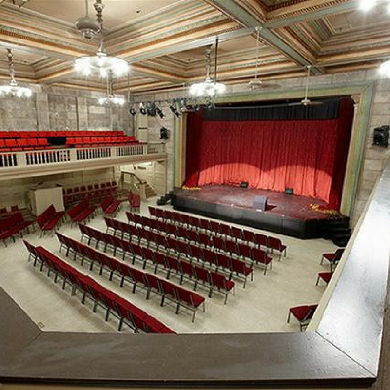 Willow Bay Theater - 21 East Third Street, 716-665-6620