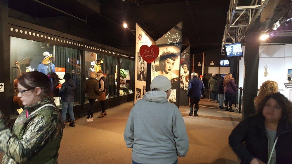 Lucille Ball Desi Arnaz Museum - WEBSITE | FACEBOOK2 W 3rd Street, Jamestown, NY 14701
