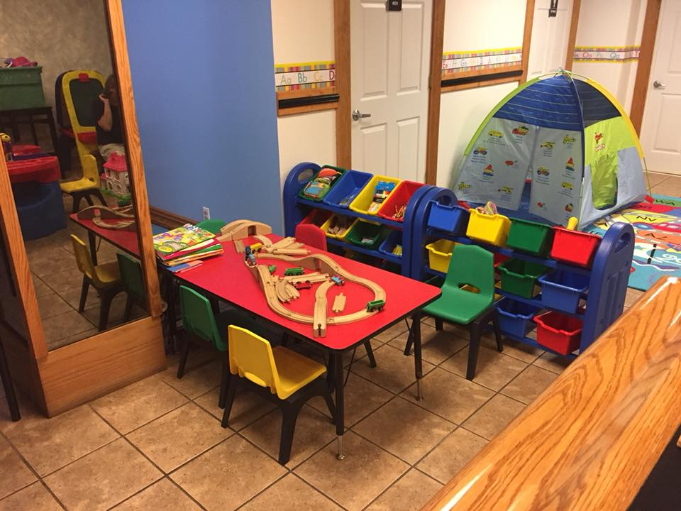 Tot Spot - WEBSITE | FACEBOOK14 E 2nd Street, Jamestown, NY 14701Free play for young children