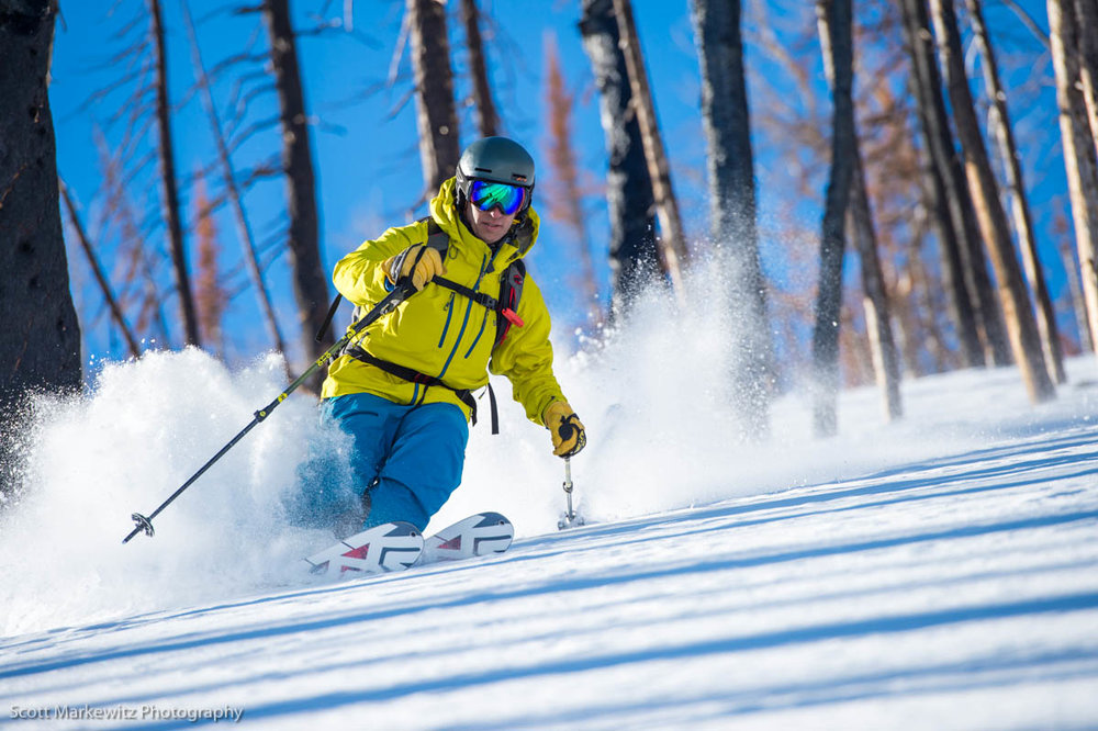 Smokey Mtn. Lodge Heli-Skiing Trip -