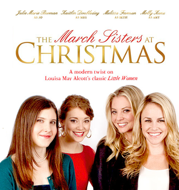 The March Sisters At Christmas Airs This Holiday Season John Stimpson Director Writer Editor