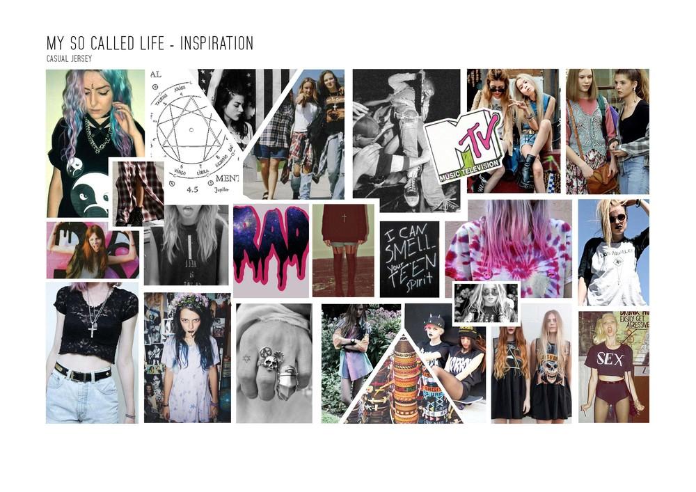 Mood Board Inspiration Jade Warren Fashion Graphics Designer