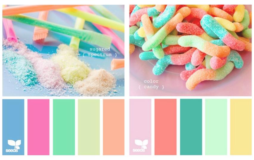 Candy Colour — Jade Warren Fashion & Graphics Designer