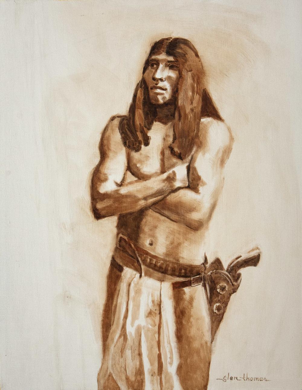 White Mountain Apache - SOLD