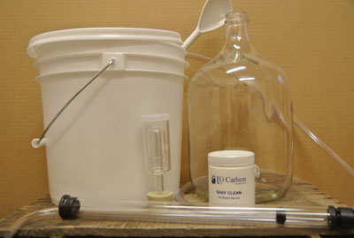 One Gallon Beer Kit $49.99