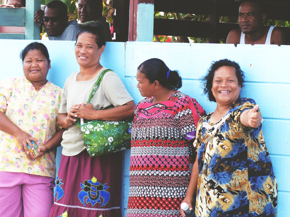 Ebeye Diabetes Program - February 2014