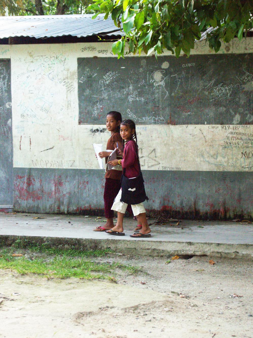 Chuuk ENT - 2009