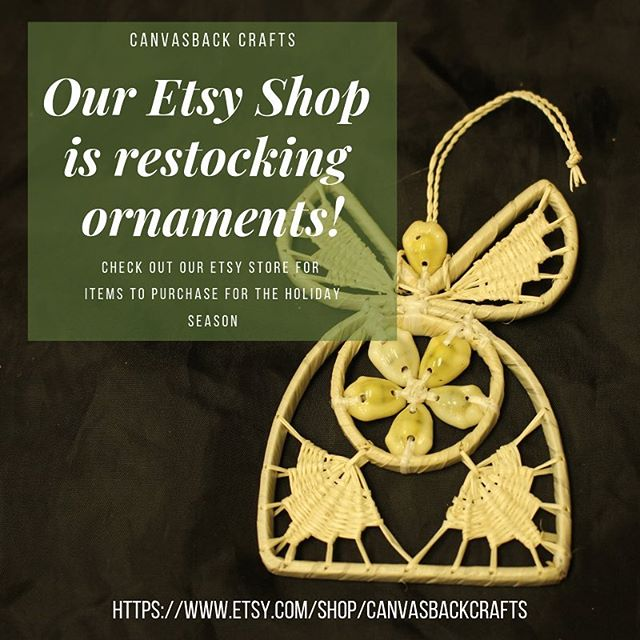 Did you know that we have an Etsy shop where we sell Micronesian handicrafts? Some of our most popular items are ornaments during the holiday season. Please check out our Etsy shop and browse our inventory. Link in the bio! #etsy #micronesia #marshallislands #handmadeornaments #christmasornaments