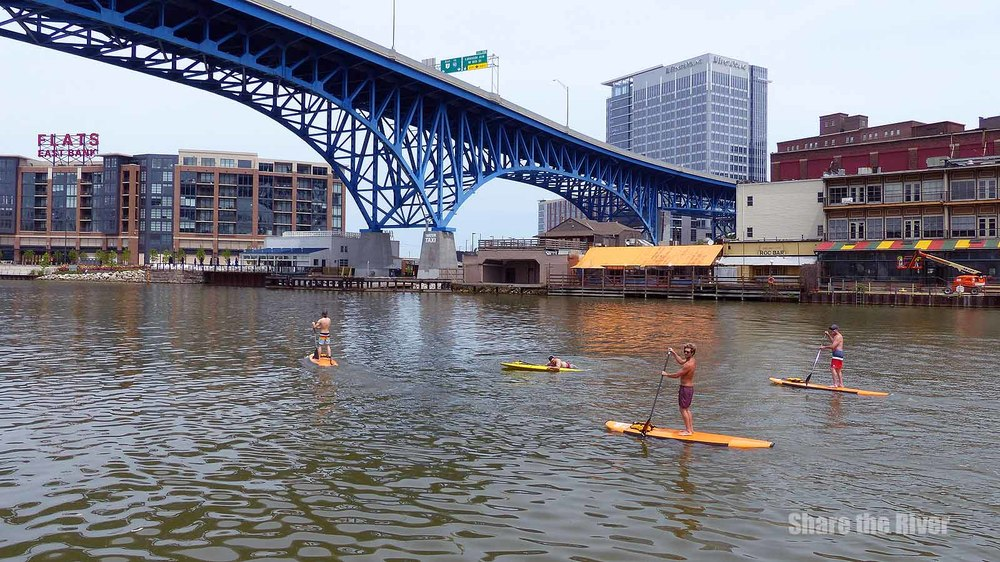 Cuyahoga River - May 2016