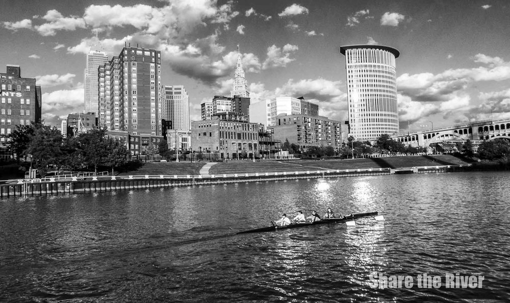 Rowers_DT CLE_BW (1 of 1).jpg
