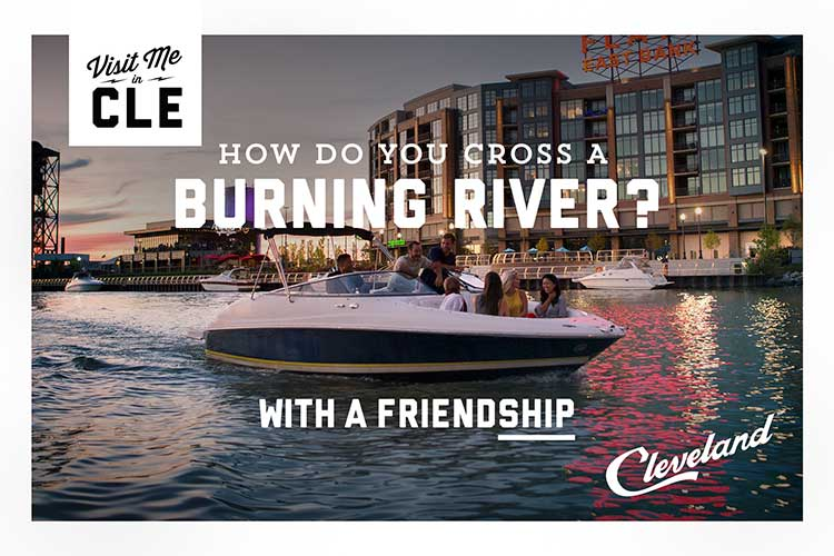 what's there to do during your stay in cleveland? check out destination cleveland!