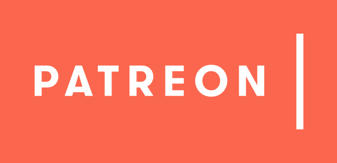 Patreon. It's lit fam. - Supporting the creative journey... or something like that.