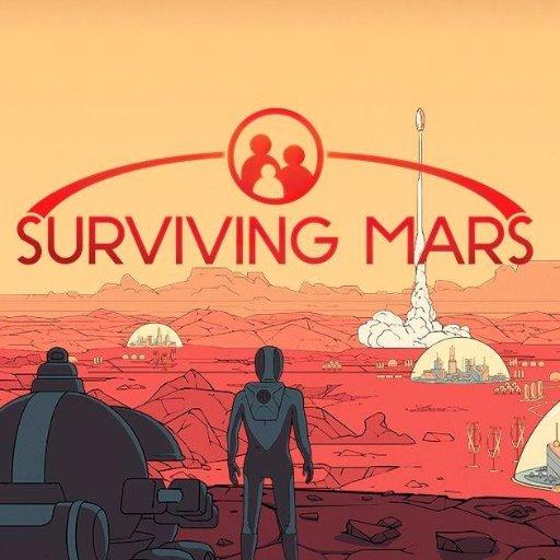 I AM SURVIVING MARS (I HOPE)3/16/2018  - 8AM EST / 5AM PST / 12PM GMT
