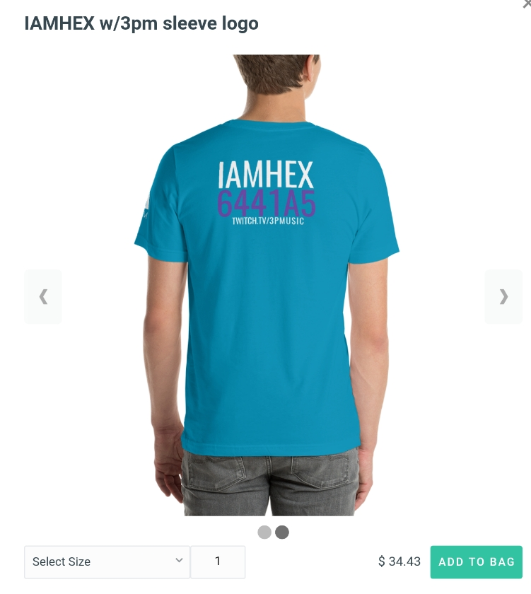 IAMHEX T-Shirt