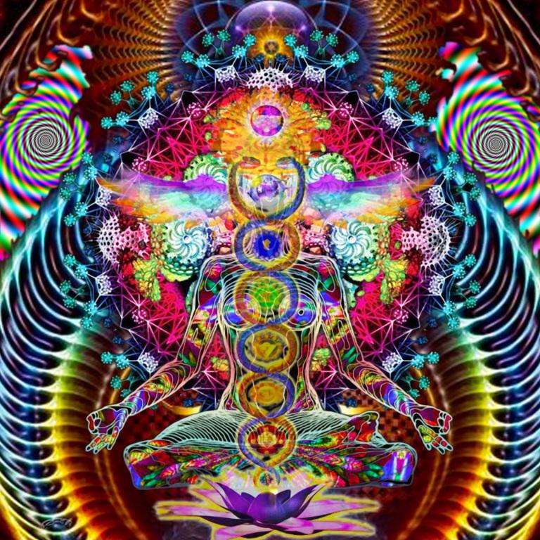 Твоя йога программирование чакр
