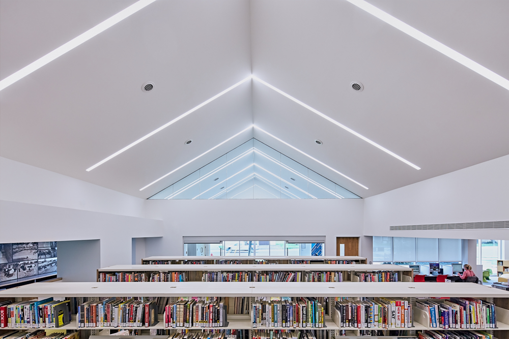 Binbrook Library   - Invizij Architects