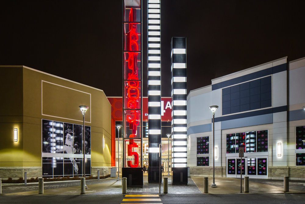 Vaughan Mills Shopping Centre   - SMV Architects