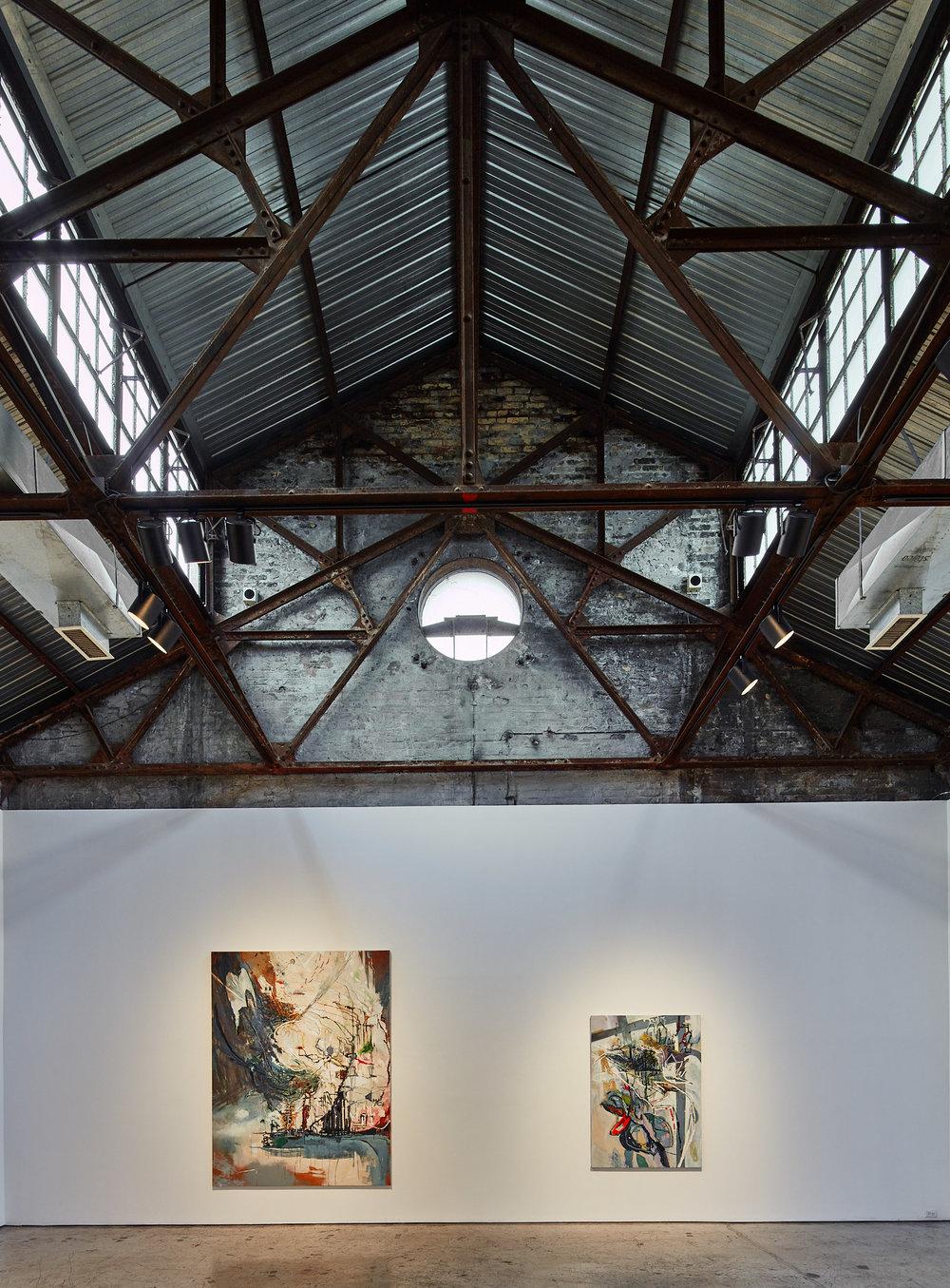 Olga Korper Gallery   - Kearns Mancini Architects