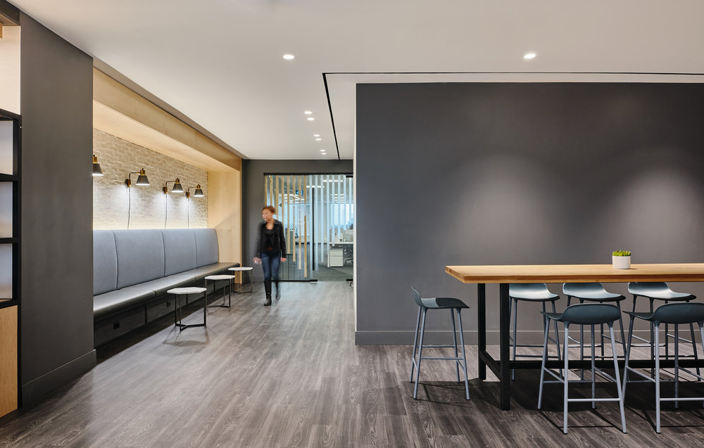 Mosaic Offices Mississauga     - Kasian Architecture
