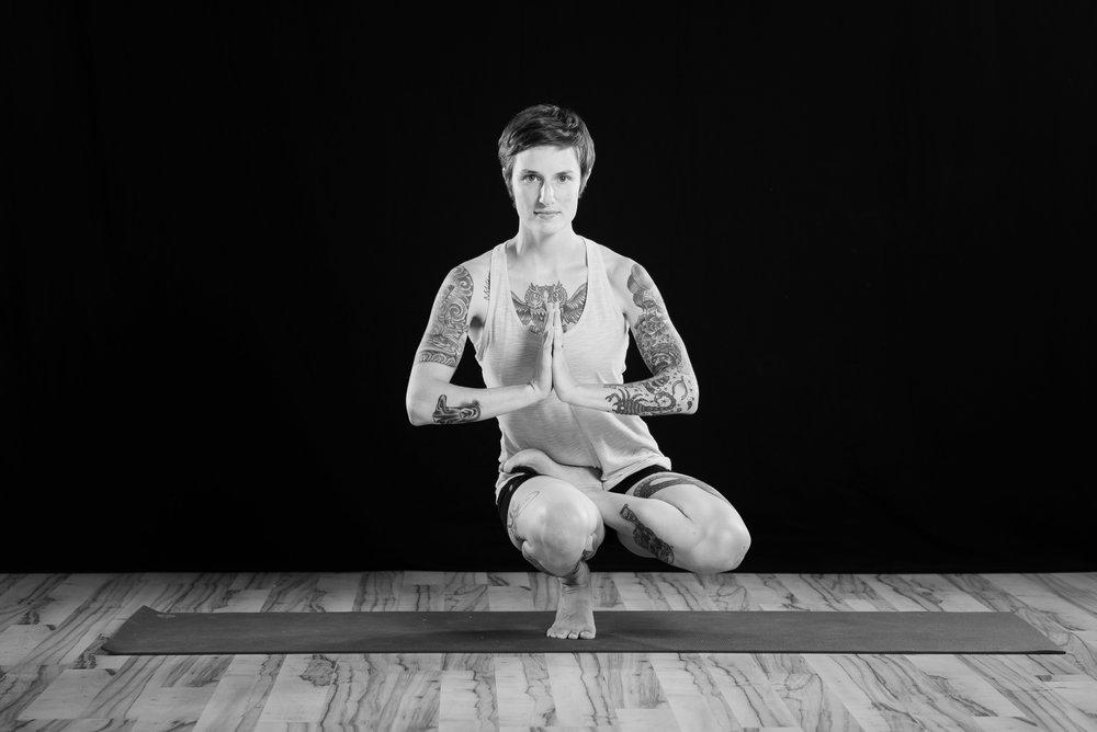Soul Yoga Studio Owner, Eva Whipple