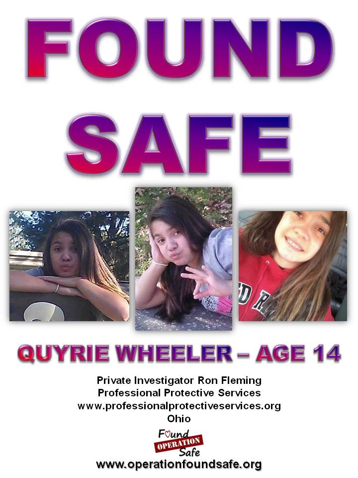 Quyrie Wheeler - FOUND SAFE - age 14 - missing since 10-19-14 from Wooster, OH.jpg