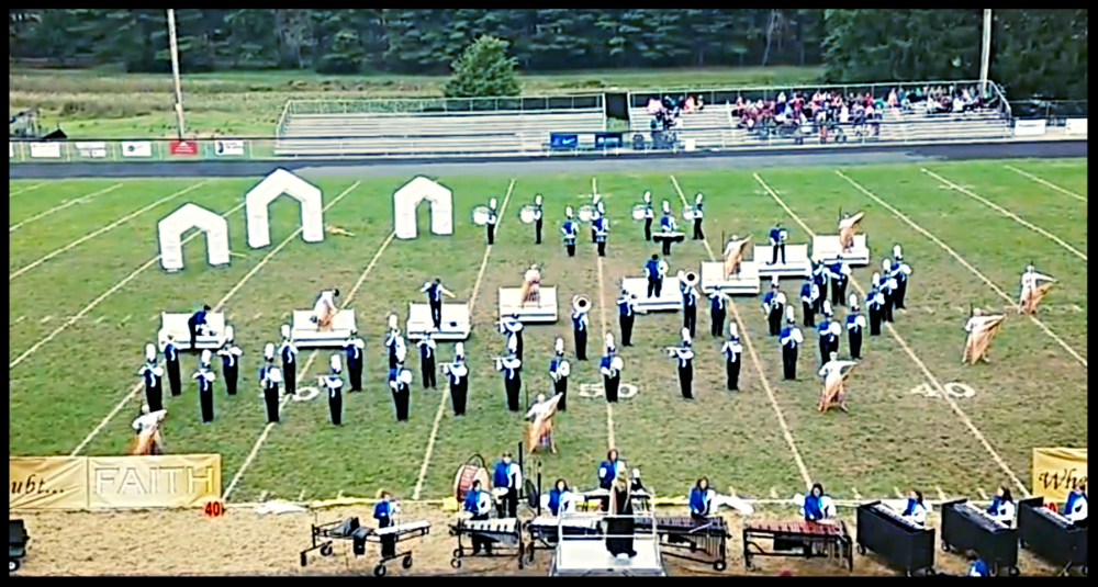 """Warren Local HS (Vincent, OH) - """"Cathedral"""""""