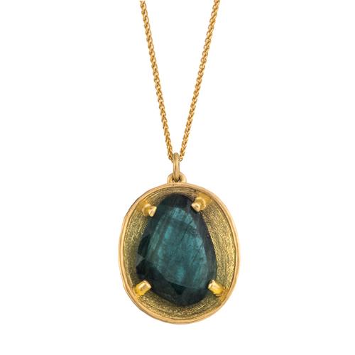 Gemstone reliquary pendant goldhenn jewelry gemstone reliquary pendant aloadofball Image collections