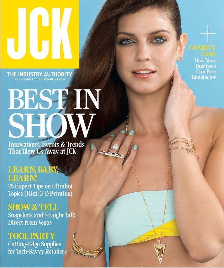 JCK Magazine - July/August 2014