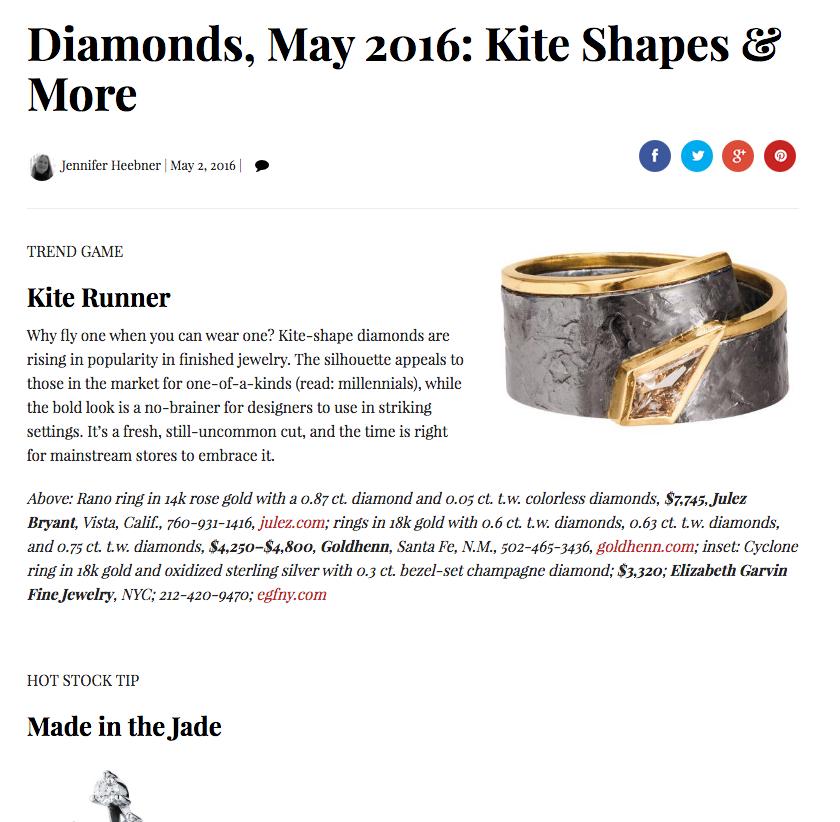 JCK - May 2016