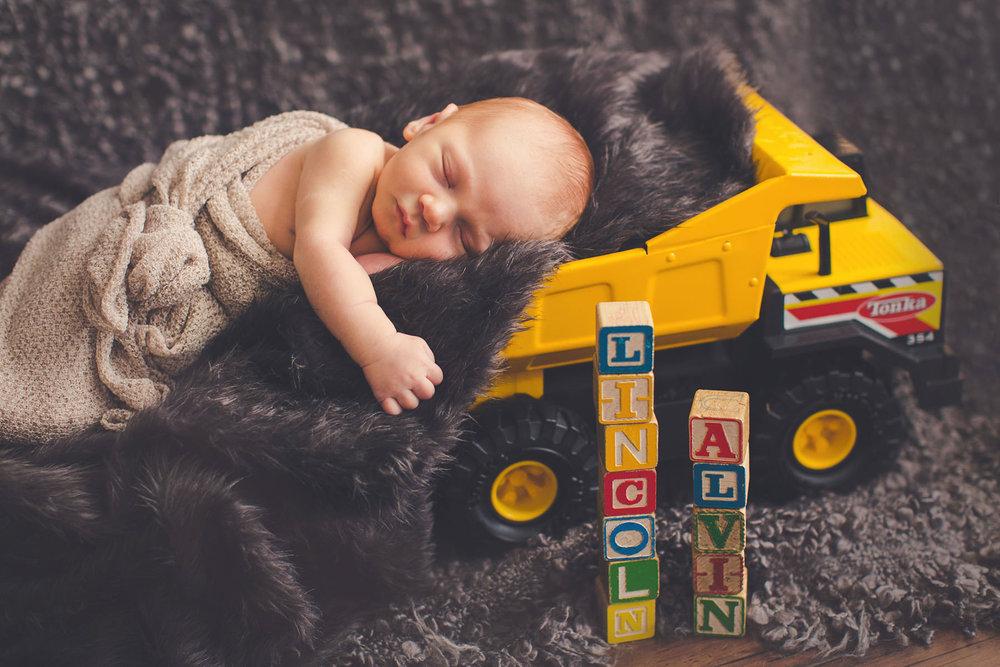 baby tonka truck