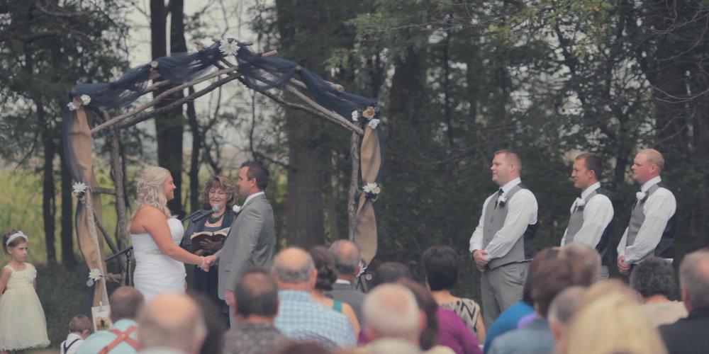 wedding vows bride groom