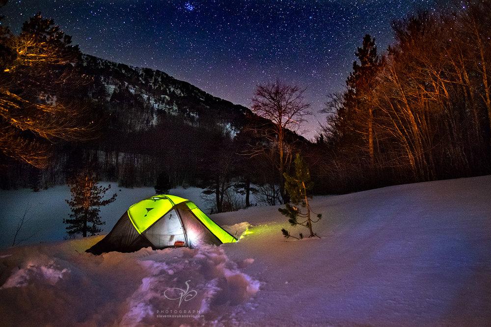 Zimski kamp - Dobro do