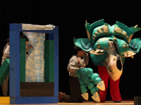 Shakesperience Productions: The Reluctant Dragon