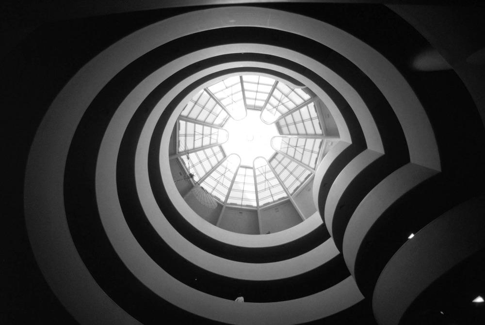 Guggenheim Inteior