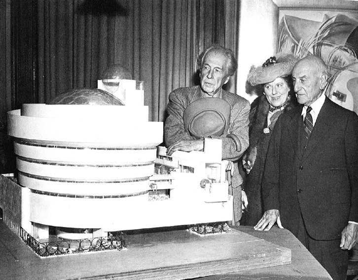 Guggenheim NYC Model