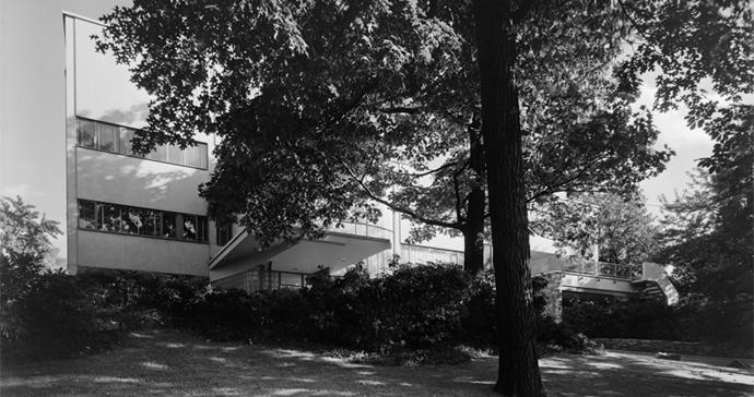 Alan I W Frank House